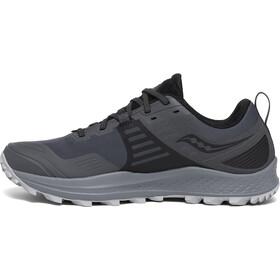 saucony Peregrine 10 GTX Zapatillas Hombre, grey/black